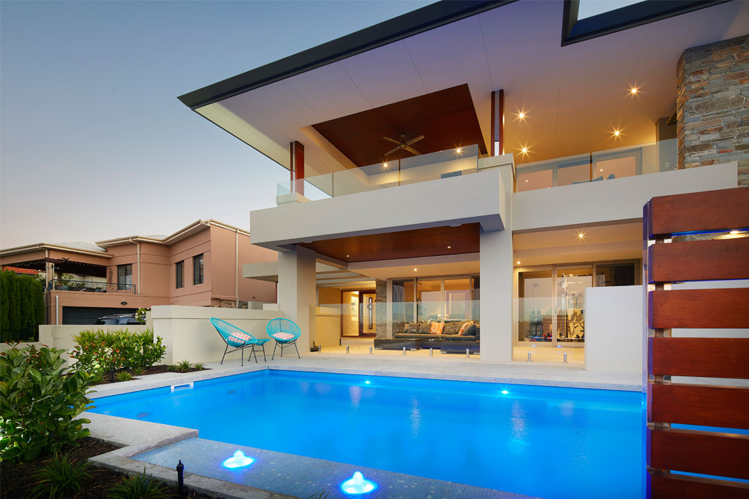 Barrier Reef Pools award winning in ground pool builder Perth
