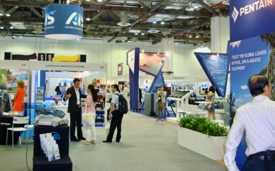 Asia Pool & Spa Expo – May 2018