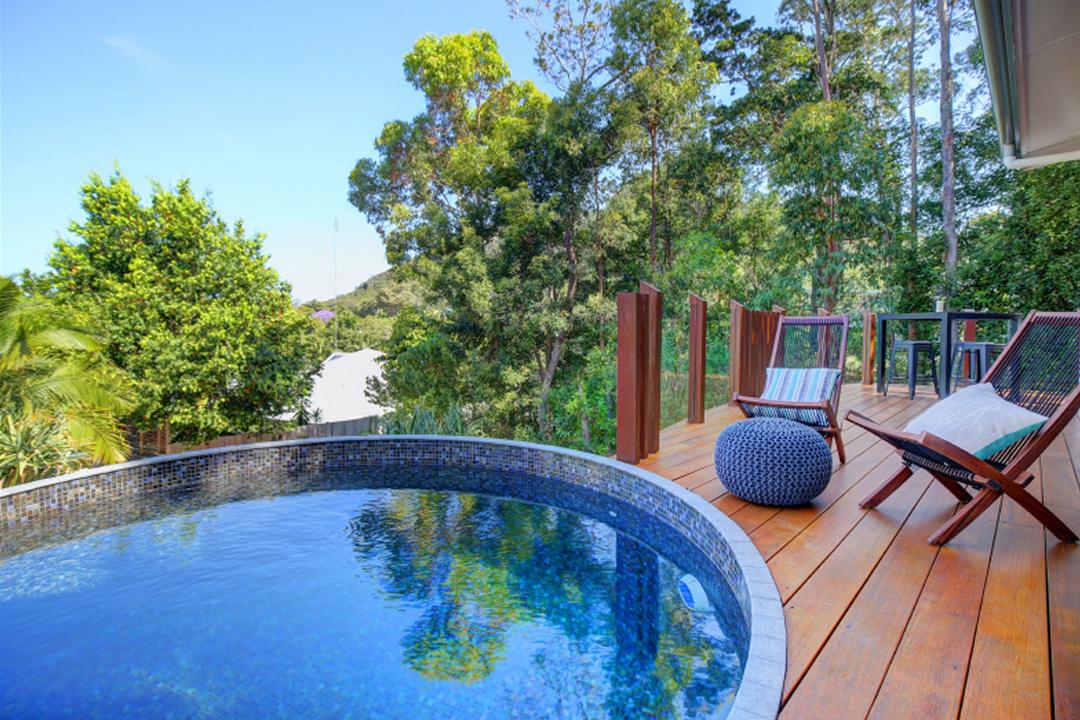 Villa Plunge Pools