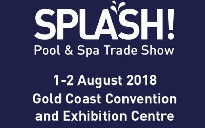 SPLASH Pool & Spa Trade Show – August 2018