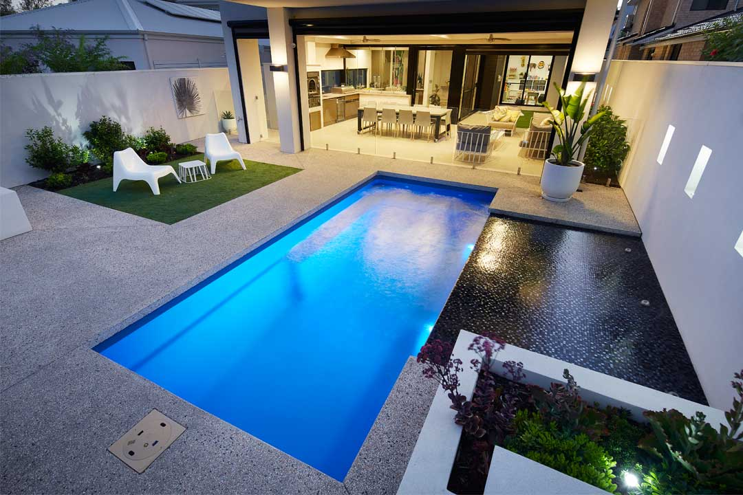 Residential Fibreglass Pool up to $40,000 - Bronze