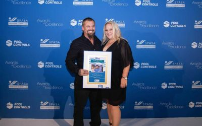 Boardwalk Pools – SPASA Awards 2018