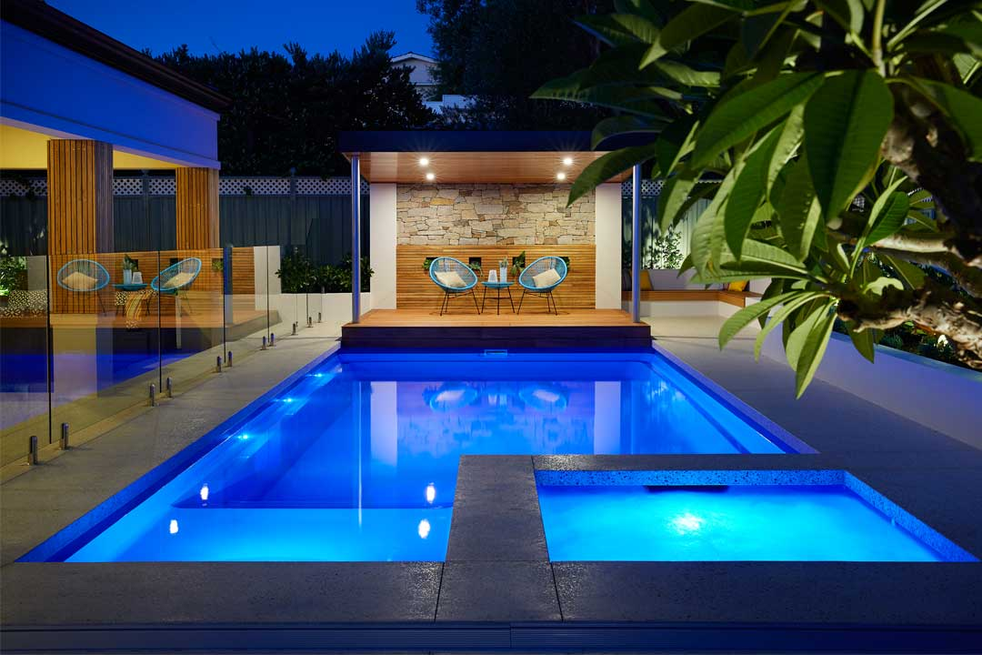 Residential Fibreglass Pool over $60, 000 - Gold