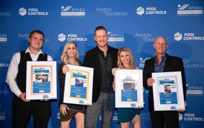Graziani Pools – SPASA Awards 2018