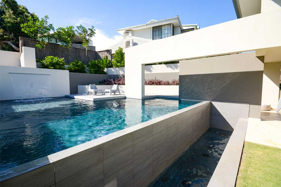 Residential Concrete Pools over $100,000 - Gold