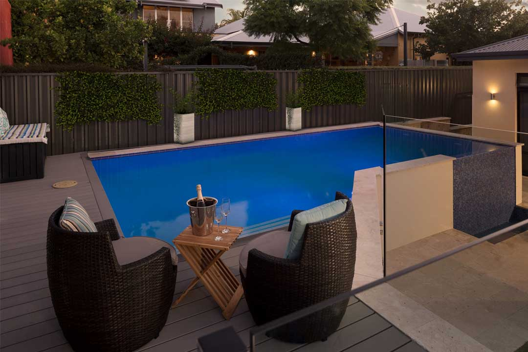 Residential Concrete Pools up to $50,000 - Bronze