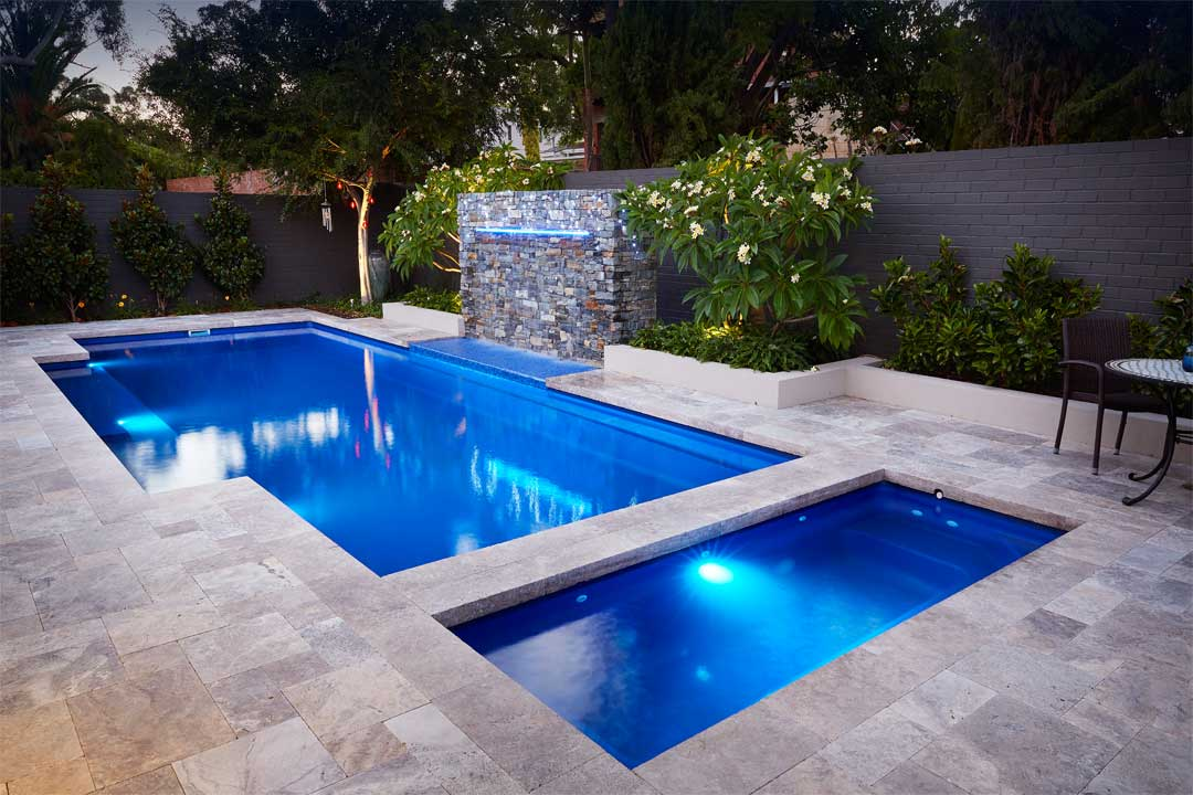 Residential Fibreglass Pool over $60, 000 - Silver