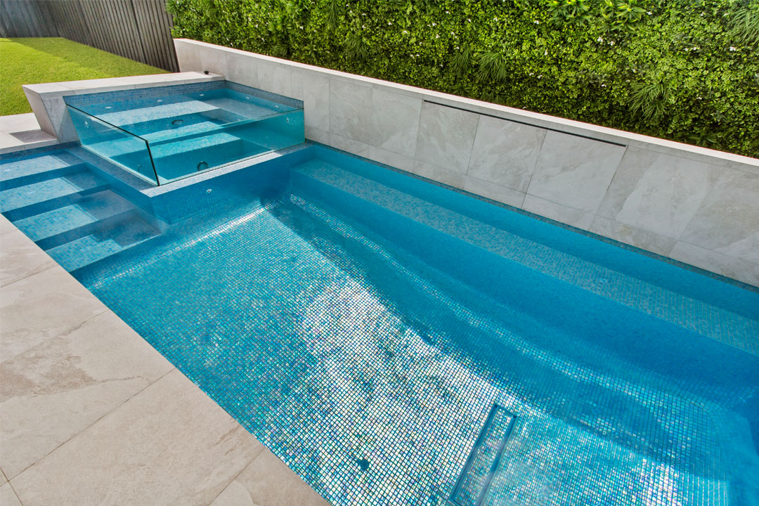 Cooke Industries, pool by Domain Pools