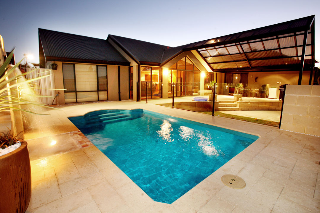 Showpiece Pools