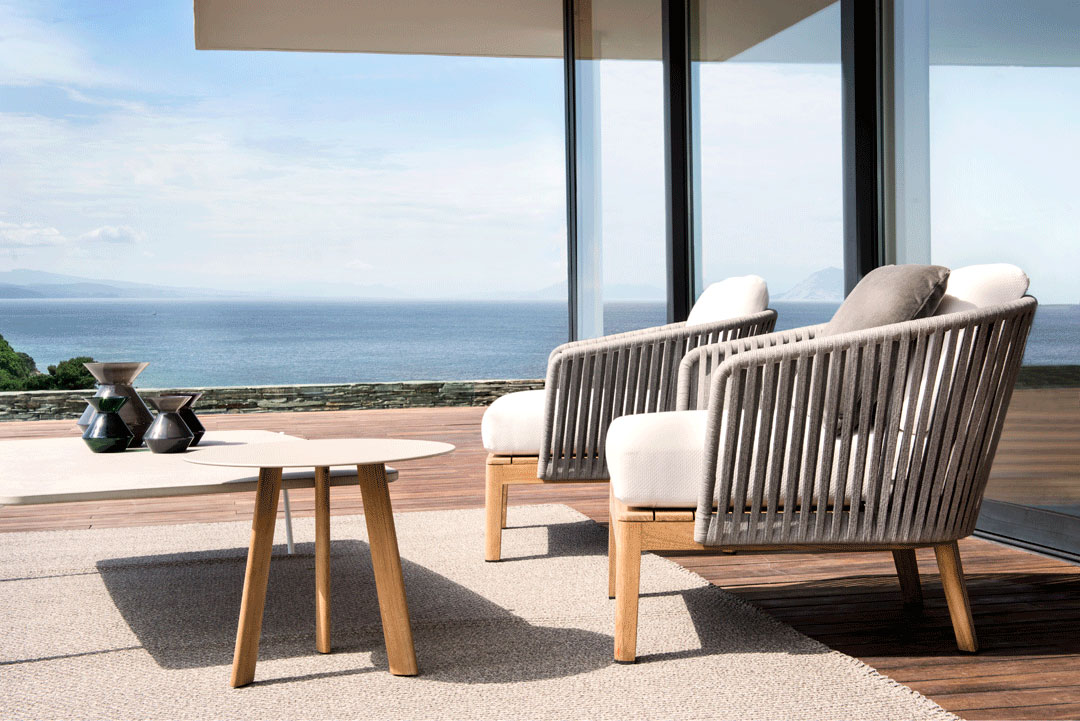 Cosh Living teak outdoor furniture