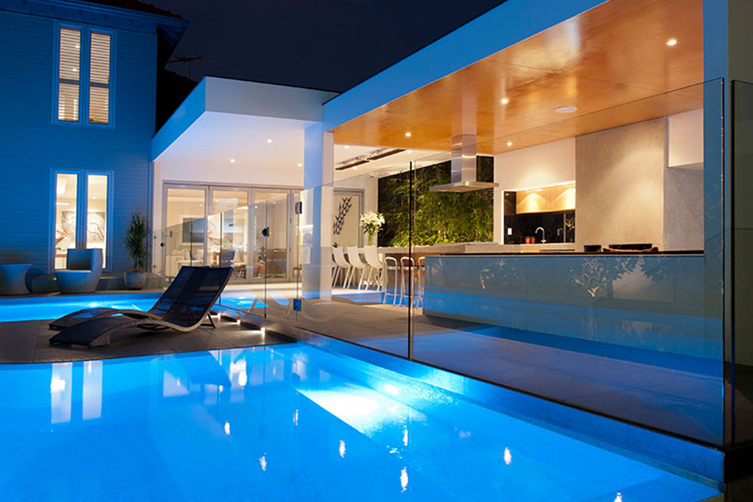 Premium Glass Pool Fencing