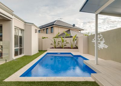 WA Fibreglass Pools Project 1
